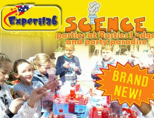 Experilab – Science @ Rusties Lodge